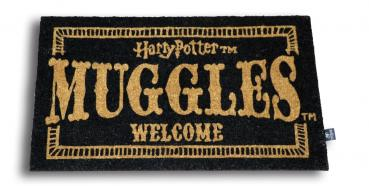 Harry Potter: Muggles Welcome Doormat